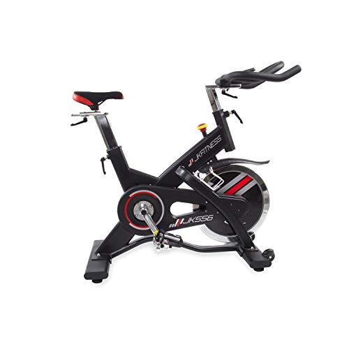 Jk Fitness Bicicleta Indoor Professional JK556, Adultos