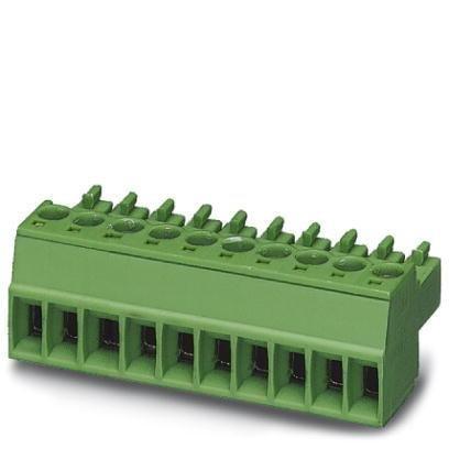 Pluggable Terminal Blocks 5 Pos 3.5mm pitch Plug 28-16 AWG Screw (1 piece) by Phoenix -