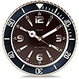 Beper 70.829/BE - Reloj de pared, color azul oscuro