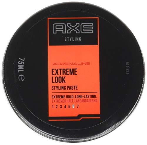 Axe Haarstyling Haarpaste für Männer Extreme Look Adrenaline, 6er Pack (6 x 75 ml)