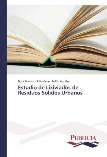 Estudio de Lixiviados de Residuos Sólidos Urbanos