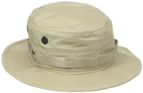 7.75 Hut (Propper Hut aus 100% Baumwolle - Khaki, Größe7,75)