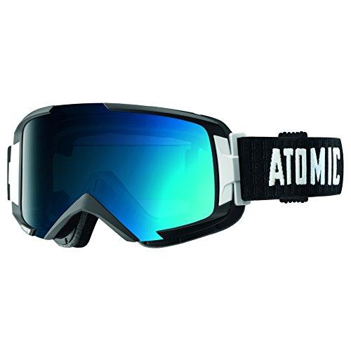 Atomic AN5105330 Occhiali da Sci, Nero, Taglia Unica