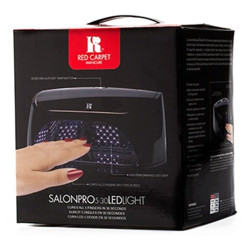 Licht Gel Carpet-led Red (Red Carpet Manicure Pro Salon LED Licht, 5/30)