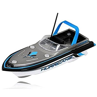 POTO Fashion Powerful Plastic Remote Control Boats Speed Electric Toys Model Ship Sailing Children Game Kids Ship