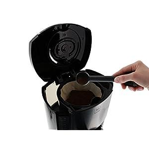 MELITTA 1011-12 Filtri Caffè Macchina LOOK THERM aromaselector Nero