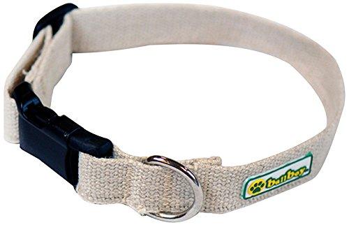 BallBoy Hundehalsband, Hanf, 2,5 x 30,5 cm, 51 cm, Größe L -