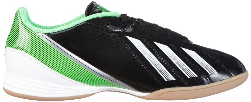 adidas F10 Lnj, Baskets Basses Homme Black - Schwarz (BLACK 1 / RUNNING WHITE FTW / GREEN ZEST S13)