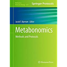 Metabonomics: Methods and Protocols (Methods in Molecular Biology)