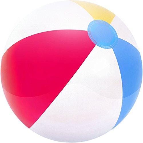 Bestway 31022 - Pallone Mare Spicchi, 61 cm, Multicolore
