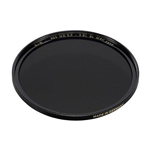 B+W 1089174 Graufilter ND8 46mm, MRC nano, XS-Pro, 16x vergütet, slim, Premium matt-schwarz