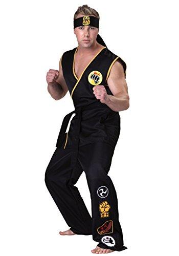 Karate Kid Cobra Kai Fancy dress costume ()