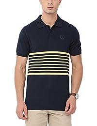Urban Nomad Navy Blue Men's T-Shirt