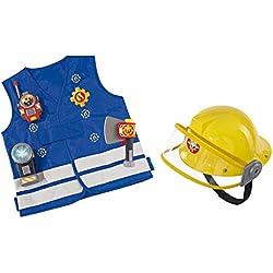 Smoby - 109250745SMO - Kit Sam Le Pompier + Casque