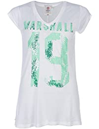 Franklin And Marshall Damen T-Shirt