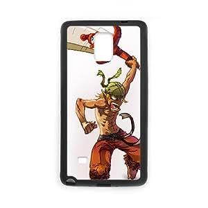 Wakfu Game Samsung Galaxy Note 4 Cell Phone Case Black DIY Ornaments xxy002-3654576