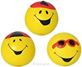 Smile Knautschball sortiert
