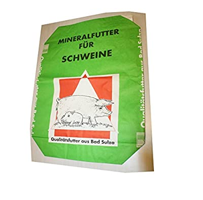 BASU Mineralfutter für Schweine 20 Kg (Endmast) von Sambrina auf Du und dein Garten