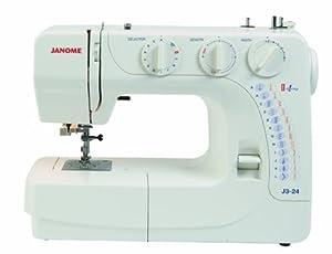 Janome J3-24 - Máquina de coser de Janome