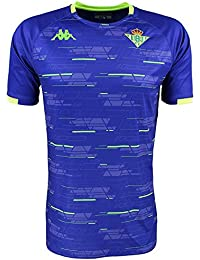 Camiseta de entrenamiento - Real Betis Balompié 2018 2019 - Kappa Aboupre 2  Jersey - ea5dc326195b7
