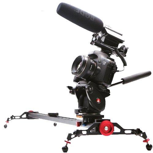 Konova K3B2 80cm Slider Travelling Schiene Dolly Kamera und DSLR