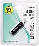 Fujifilm Dual Slot SD Card Reader