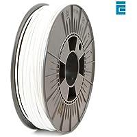ICE FILAMENTS ICEFIL3PLA136 PLA Filament, 2.85 mm, 0.75 kg, Wintershine White - ukpricecomparsion.eu