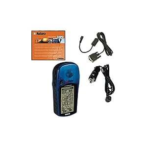 Garmin Etrex Legend Waterproof Hiking GPS With Garmin MapSource USA TOP CD-ROM