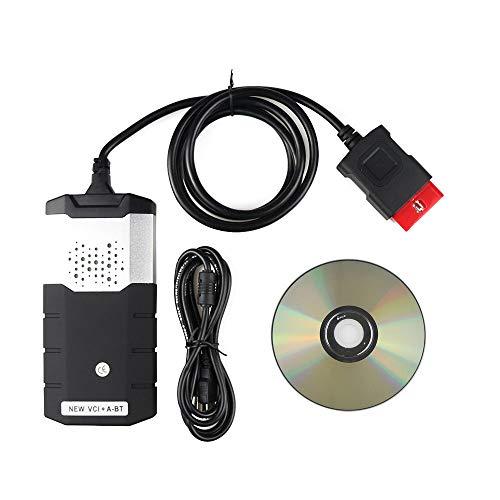 Auto LKW Fehlerdiagnose Instrument,150E TCS CDP OBD2 Mit Bluetooth-Auto-LKW-Fehlerdiagnoseinstrument 2016.1,FüR PKW Und LKW