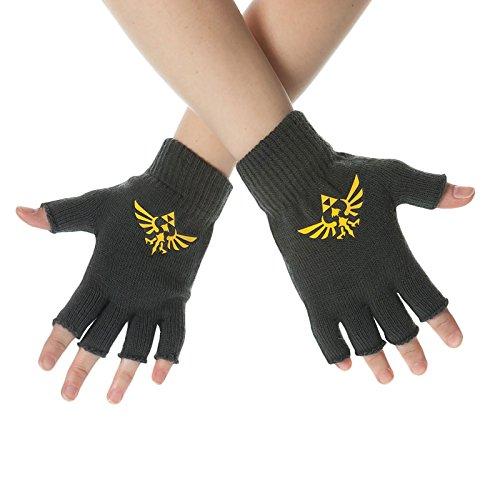 Nintendo Zelda guantes la Leyenda de Zelda Skyward Sword guantes sin d