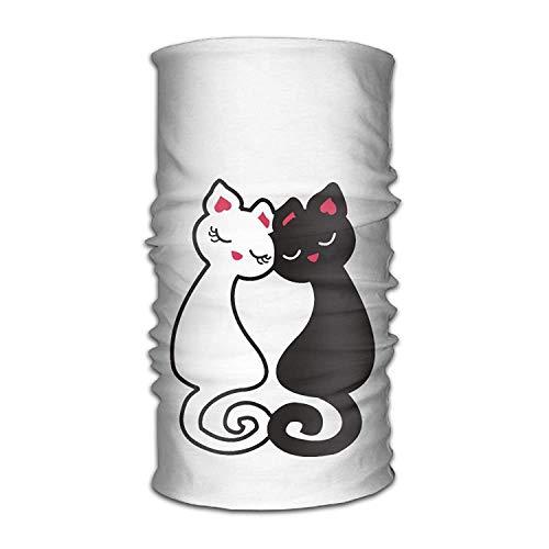 I Love Pussy Cats Headwear Bandanas Seamless Headscarf Outdoor Sport Headdress Running Riding Skiing Hiking Headbands 19.7x9.85(inch)/50x25(cm)