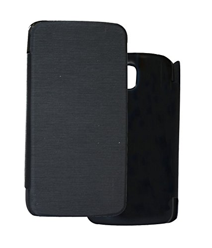 YGS Flip Case Cover for HTC Desire C -Black  available at amazon for Rs.199