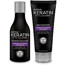 Kativa Keratina, Cuidado del pelo y del cuero cabelludo - 1 unidad