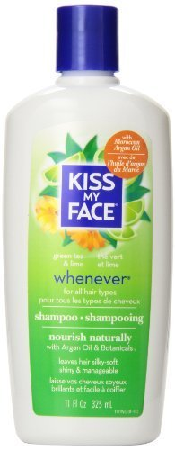 kiss-my-face-whenever-shampoo-shampoo-with-green-tea-lime-11-ounce-pack-of-3-by-kiss-my-face