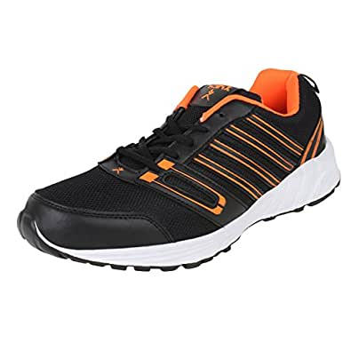 Bersache Men's Black EVA Sports Shoes (9 UK)