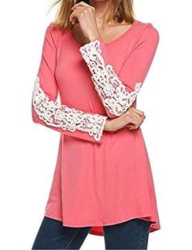 QITUO - Camisas - para mujer