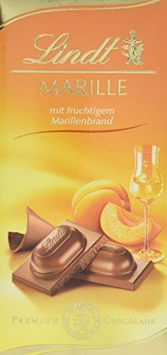 Preisvergleich Produktbild Lindt & Sprüngli Marille Tafel,  3er Pack (3 x 100 g)