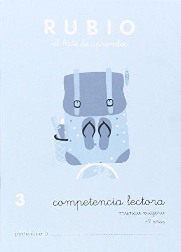 COMPETENCIA LECTORA - MUNDO VIAJERO por ENRIQUE RUBIO POLO