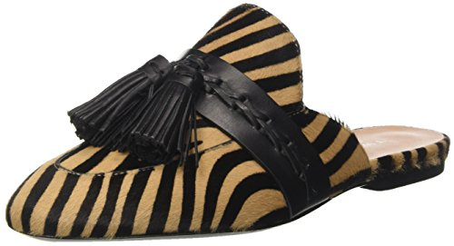 Twin-Set Cs7tw3, Sabots femme Multicolore (Strisce Zebra/Nero)