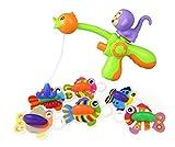 Baño Juguetes, Chickwin Bebé Baño Colores Juguetes De Pesca Juguetes Para Niños Baño De Juguetes Agua Piscina Tub Gun No Magnético Juguetes De Deportes Al Aire Libre (Verde)