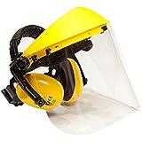 Viwanda - Kit de Protección para Cara y Oídos (Visor Transparente)