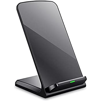 seneo swc2 iphone x wireless charger 3 coils qi amazon. Black Bedroom Furniture Sets. Home Design Ideas