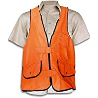 Weste von geschlagen-Jagd orange Special Jäger