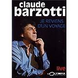 Barzotti, Claude - Je reviens d'un voyage, live à l'Olympia [Import italien]