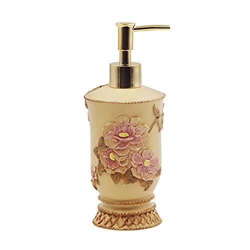 GBNIRE Wiederbefüllbar Hochwertig Lotionspender - Edler Lotionspender, Für Shampoo Creme Küche Bad Dusche (Farbe : F)