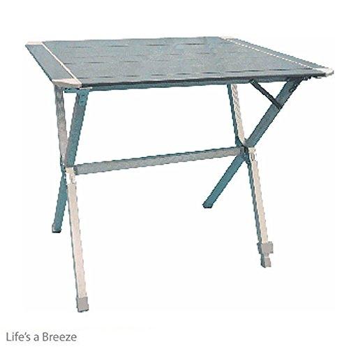 Über Mondo Lattenrost Tisch klein. Für Camping, Caravan, Reisemobile