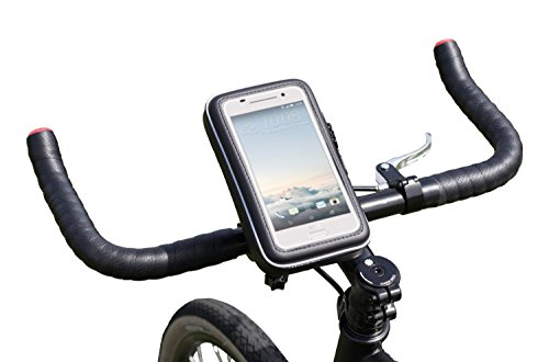 Navitech Oberarmtasche fürs Handy, schwarz, Xiaomi Mi 4 355 Standard Phone Mount