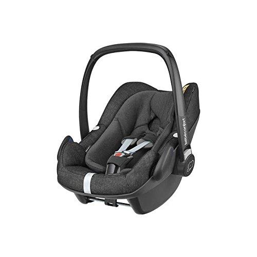bébé confort Pebble Plus Siège Auto Groupe 0+ i-Size Cosi pour Bébé Nomad Black