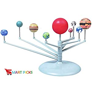 Smart Picks Solar Planetarium System (Silver)