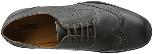 neoneo Liame, Brogues Homme Gris